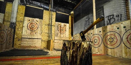 TAP-Chicago Axe Throwing Social Event! tickets