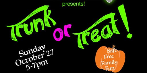 Trunk or Treat 2019- Living Word Church/Houston
