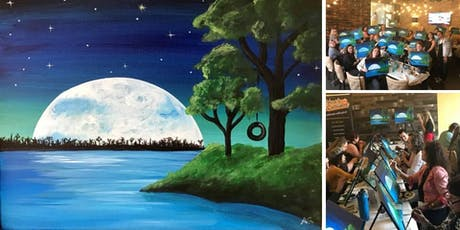 Full Moon Painting Event at Ballast Point Miramar tickets