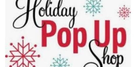 Holiday Pop- Up Shop. tickets