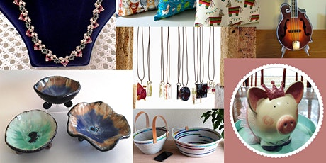 Little Treasures for Christmas: Handmade high quality art and craft ideal for Christmas gifts tickets