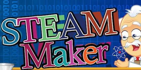 San Diego STEAM Maker Festival tickets