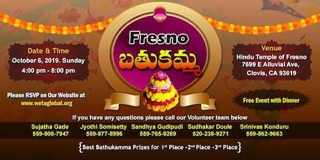 Bathukamma Festival tickets