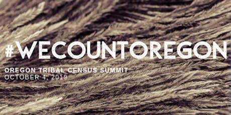 Oregon Tribal Census Summit tickets