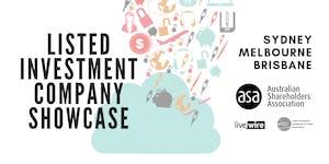 Brisbane - Listed Investment Company Showcase
