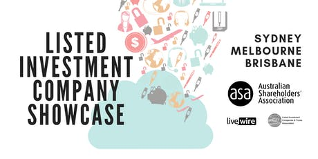 Brisbane - Listed Investment Company Showcase tickets