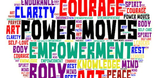Power Moves Leadership Empowerment Pop-up
