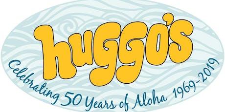 Huggo's 50th Anniversary Charity Fundraiser tickets