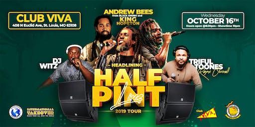 Half Pint Live @ Club Viva