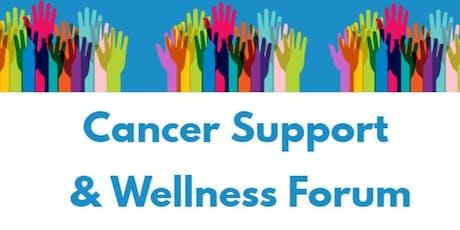 Wimmera Cancer Support & Wellness Forum tickets