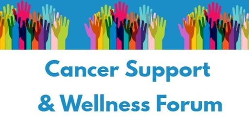 Wimmera Cancer Support & Wellness Forum