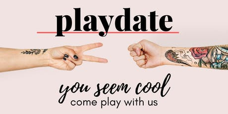 Playdate Penticton tickets
