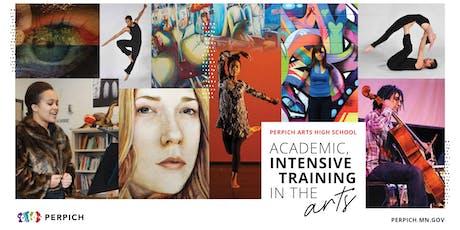 Perpich Arts High School Information Session - December 14, 2019 tickets