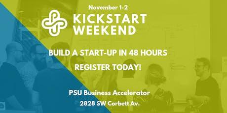 PSU Kickstart Weekend tickets