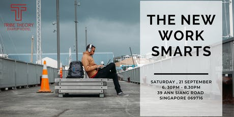 The New Work Smarts tickets