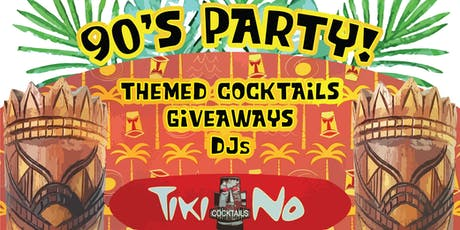 BE KIND, REWIND 90s DANCE PARTY AND POG TOURNAMENT!  tickets