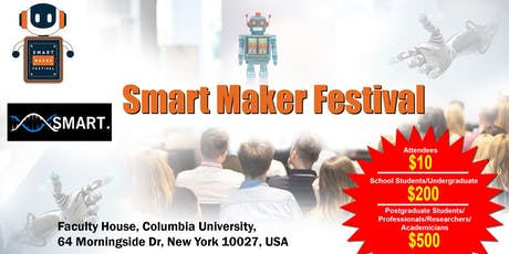 Smart Maker Festival tickets