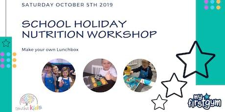 Kids Nutrition Workshop tickets