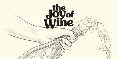 The Joy of Wine tickets
