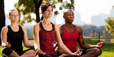 2019 Spring into Summer Series - Yoga in the Park (Yarraville) - Mondays 6:30pm-7.30pm tickets