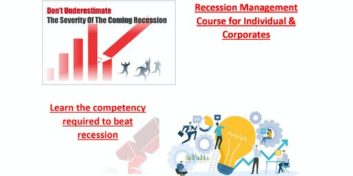 Recession Management workshop For Individuals & Corporate