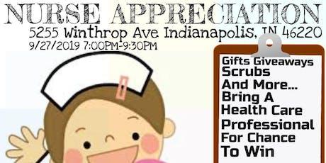 Nurses Appreciation Event  tickets