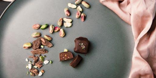 Weihnachtspatisserie & Schokoladen Workshop | glutenfrei, vegan, zuckerfrei