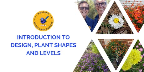 Introduction to Design, Plant Shapes and Levels tickets