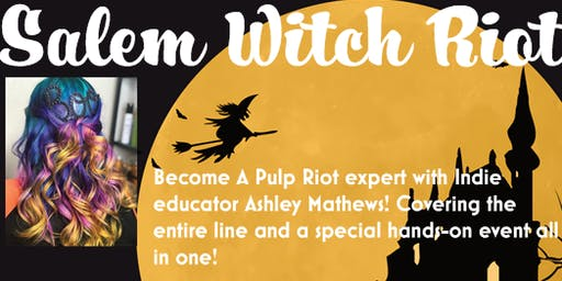 Salem Witch Riot