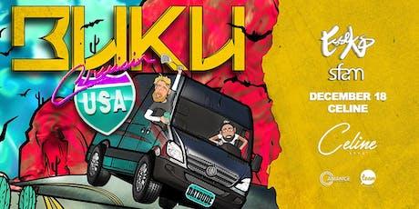 Buku's Cruisin' USA Tour ft. Esseks & sfam - Orlando, FL tickets