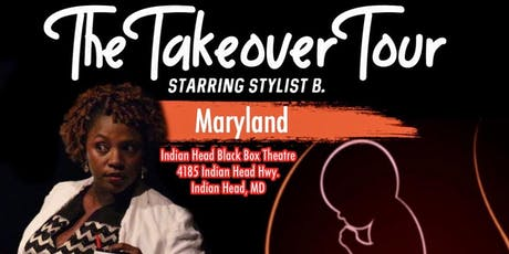 THE TAKEOVER COMEDY PLAY tickets