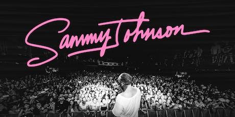 Sammy Johnson   (21+ show) tickets