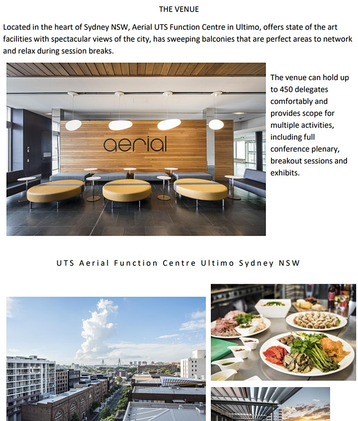 SALT Australia Women in Trades  Conference & Awards Dinner 2019 - SYDNEY image