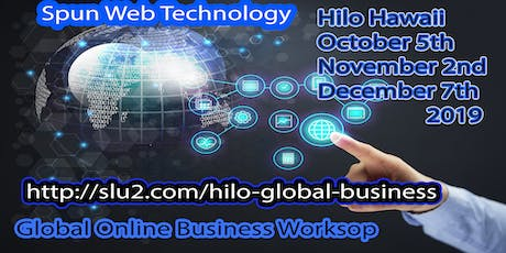 Hilo Global Business and SEO Training tickets