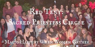 Red Tent: September Sacred Priestess Circle