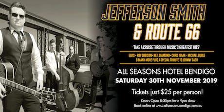 Jefferson Smith & Route 66 tickets