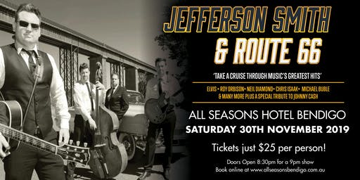 Jefferson Smith & Route 66