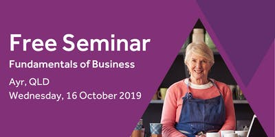 Free Seminar: Business Basics 101 – Ayr, 16th October