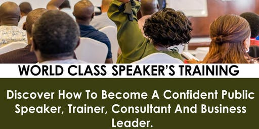 World Class Speakers Training Nairobi
