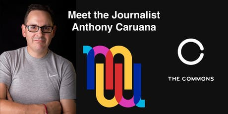 Meet the Journalist – Anthony Caruana tickets