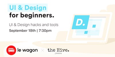 UI & Design for Beginners - Workshop