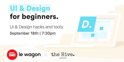 UI & Design for Beginners - Workshop