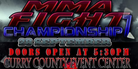 FO1 Fight Championship #7 tickets