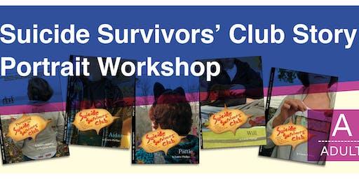 Suicide Survivors' Club Story Portrait Workshop - Minneapolis 11/7/2019