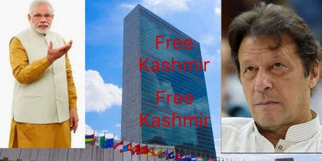 Protest against Human Rights violations at UN on Sep 27th @10 AM tickets