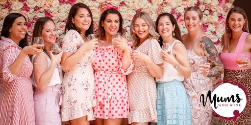 Brisbane Mums  90s RNB Bottomless Rose Brunch