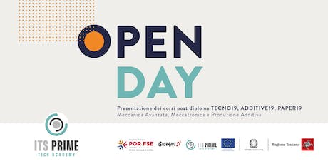ITS PRIME Tech Academy - Open Day! biglietti