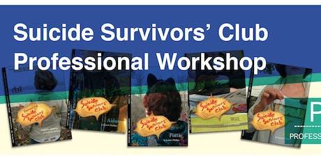 Suicide Survivors' Club Professional Workshop - St. Paul 1/17/2020 tickets
