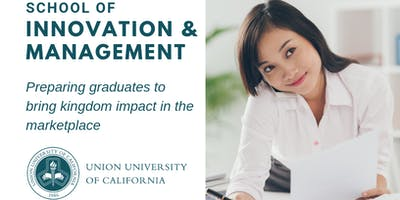 UUC School of Innovation & Management Info Session