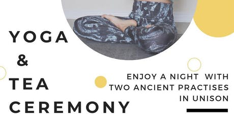 Yoga and Tea Ceremony  tickets